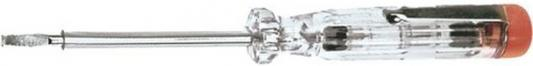 Отвертка индикаторная TOPEX 39D055 индикатор напряжения 220-250В 140мм болторез topex 45 см
