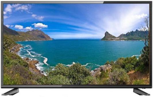 Телевизор LED Hartens 43 HTV-43F011B-T2/S черный/FULL HD/50Hz/DVB-T/DVB-T2/DVB-C/USB/WiFi/Smart TV (RUS) телевизор led sony 49 kdl49wf804br bravia черный серебристый full hd 200hz dvb t dvb t2 dvb c dvb s dvb s2 usb wifi smart tv rus