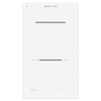 Варочная панель электрическая Gorenje ECT322ORAW белый варочная панель электрическая gorenje it635oraw белый