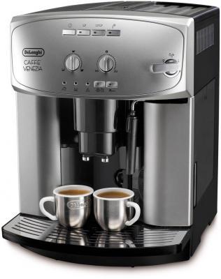 Кофемашина Delonghi Magnifica ESAM2200 1450Вт серебристый цена и фото