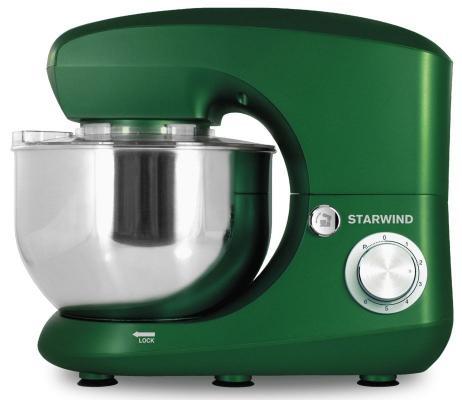 Миксер стационарный Starwind SPM5185 1000Вт зеленый блендер starwind spb2251 стационарный белый зеленый