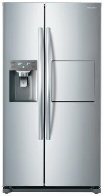 Холодильник DAEWOO FRN-X22F5CS серебристый холодильник daewoo electronics frn x22h5cw