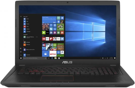 Ноутбук ASUS FX553VE-FY527T (90NB0DX7-M08180) ноутбук asus fx553ve dm347t 90nb0dx4 m05000
