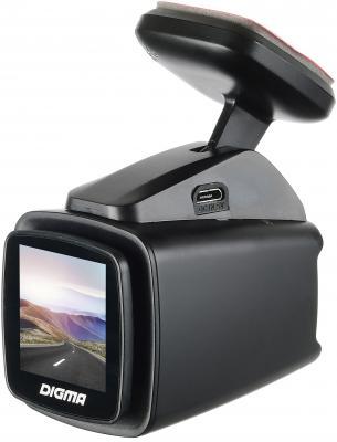 Видеорегистратор Digma FreeDrive 700-GW MAGNETIC черный 2.19Mpix 1080x1920 1080p 150гр. GPS NTK96558