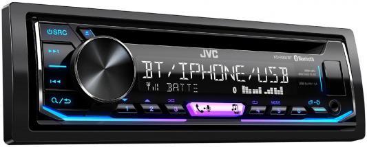 Автомагнитола CD JVC KD-R992BT 1DIN 4x50Вт