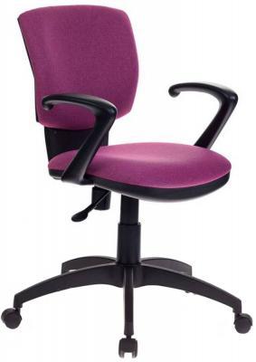 Кресло Бюрократ CH-636AXSN/BERRY розовый BAHAMA кресло компьютерное бюрократ ch 636axsn denim