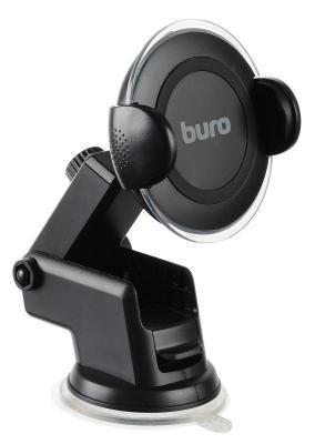 Картинка для Беспроводное зарядное устройство BURO CWC-QC1 QC3.0 microUSB 1A черный