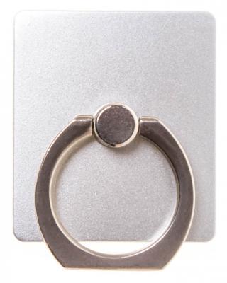 Держатель Buro RS-10 Ring stent серебристый для планшетов и смартфонов (RS-10) держатель buro cf05 черный для смартфонов 2 2 6