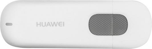 Модем 3G/3.5G Huawei E303c USB внешний белый huawei huawei y3c белый 4гб 3g