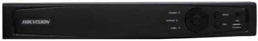 Видеорегистратор Hikvision DS-7216HUHI-F2/N (B) hikvision original english dvr ds 7208huhi f2 n turbo 3 0 3mp dvr support hd tvi ip ahd analog camera 4ch audio input up to 4k
