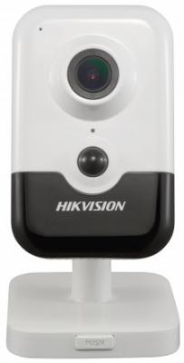 Фото - Видеокамера IP Hikvision DS-2CD2443G0-IW 2.8-2.8мм цветная корп.:белый видеокамера ip hikvision ds 2de3204w de 2 8 12мм цветная корп белый