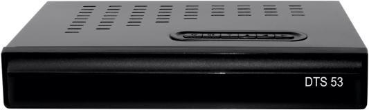Комплект спутникового телевидения Триколор Full HD DTS 53L черный цены