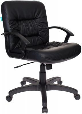 Кресло руководителя Бюрократ KB-7/BLACK чёрный кресло руководителя бюрократ kb 8 синий