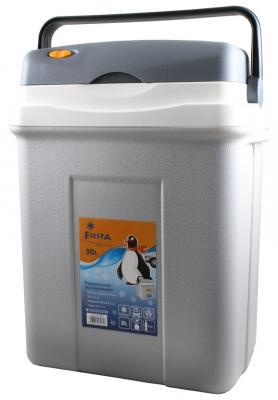 Холодильник автомобильный термоэлектрический Fiesta 30L (12V / 220V) ezetil e21 12v 10775036 автомобильный холодильник red gray