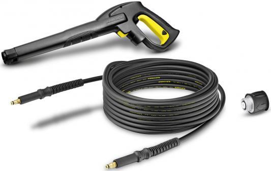 Аксессуар для моек Karcher, комплект со шлангом высокого давления HK7.5, шланг 7.5м, пистолет и адаптер для системы Quick Connect