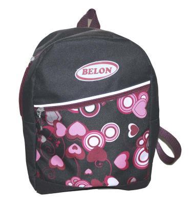 Рюкзак BELON Р-4/3 Сердечки рюкзак aquatic р 18