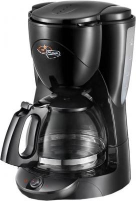 Кофеварка DeLonghi ICM 2.1B, капельная кофеварка delonghi icm 2 1b