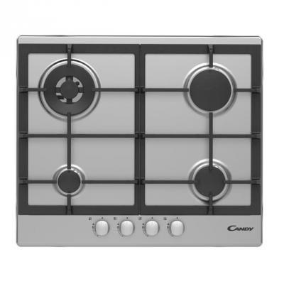 Варочная панель газовая Candy CPG 64 SWGX серый