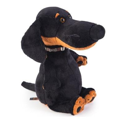 Мягкая игрушка BUDI BASA Vaks25-002 Ваксон в ошейнике 25см budi basa мягкая игрушка budi basa свинка рита