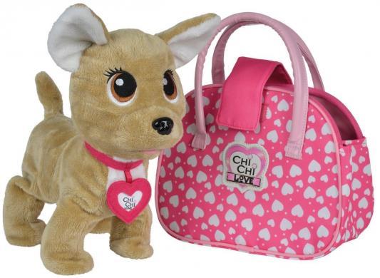 Мягкая игрушка собака Chi  Love Собачка. Счастливчик полиэстер текстиль пластик наполнитель хлопок
