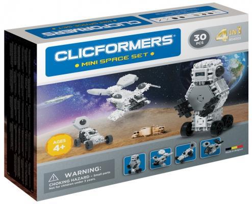 Купить Конструктор Clicformers 804003 30 элементов, Пластмассовые конструкторы