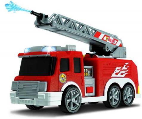 Пожарная машина Dickie Пожарная красный 15 см 3302002 цена