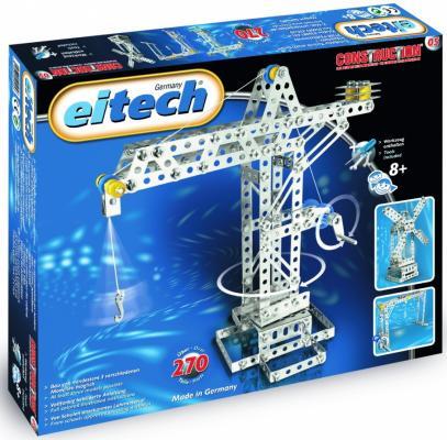 Конструктор Eitech 00005 270 элементов eitech конструктор eitech вертолет 280 деталей