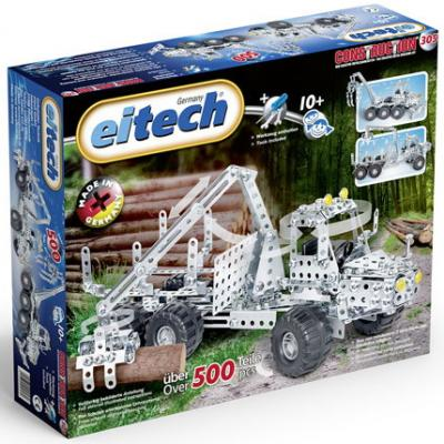 Конструктор Eitech 00305 500 элементов eitech конструктор eitech вертолет 280 деталей