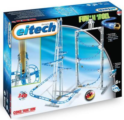 Конструктор Eitech 00610 340 элементов eitech конструктор eitech вертолет 280 деталей