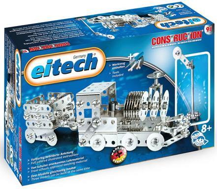 Конструктор Eitech 00091 180 элементов eitech конструктор eitech вертолет 280 деталей