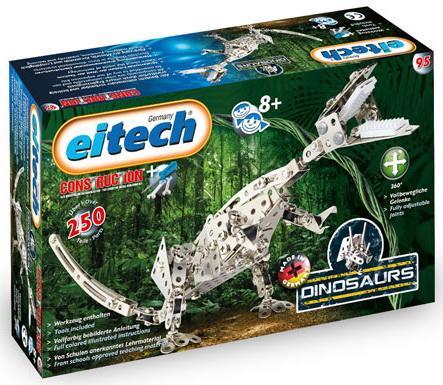 Конструктор Eitech 00095 250 элементов eitech конструктор eitech вертолет 280 деталей