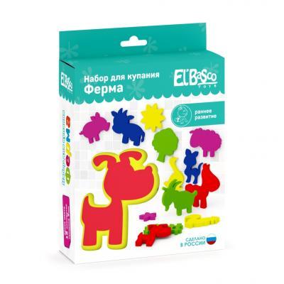 Игровой набор El basco Ферма el basco обучающая игра аква азбука