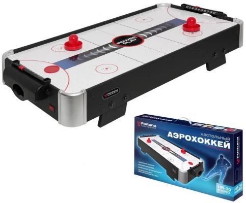 Настольная игра FORTUNA 07747 Аэрохоккей HR-30 Power Play Hybrid power play