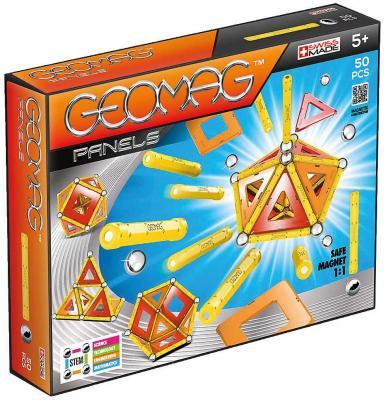 все цены на Магнитный конструктор Geomag Panels 50 элементов 461