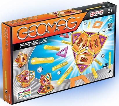 Купить Магнитный конструктор Geomag 463 114 элементов, Магнитные конструкторы для детей