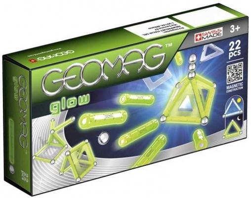 5f33d05674d Магнитный конструктор Geomag Glow 22 элемента 334