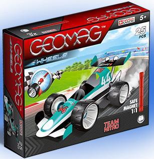 Купить Магнитный конструктор Geomag 711 25 элементов, Магнитные конструкторы для детей