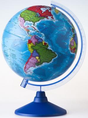 Глобус Globen Политический globen глобус земли физический диаметр 210 мм ке012100176