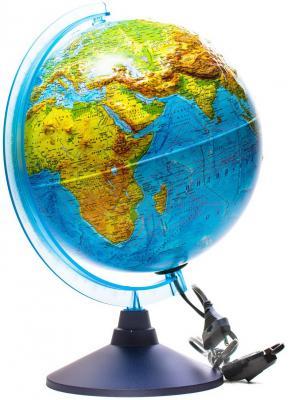 Глобус Globen Физико-политический globen глобус земли физический диаметр 210 мм ке012100176