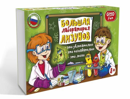 Купить Набор для опытов GOOD FUN Большая лаборатория лизунов, GOOD FUN, унисекс, Исследования, опыты и эксперименты
