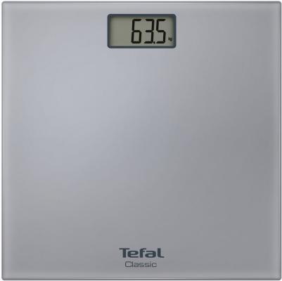 Весы напольные Tefal PP 1130V0 серый цена и фото