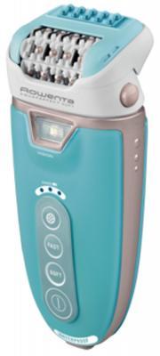 Эпилятор Rowenta EP 9303F0 аккум.,2 скор.,массажер,водонепрониц.,подсветка,плав.головка,золот./бирюзовый эпилятор rowenta ep 8002f0 чёрный