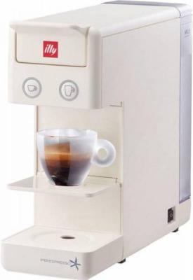 Кофемашина illy Iperespresso капсульная, белый капсульная кофемашина smart hti