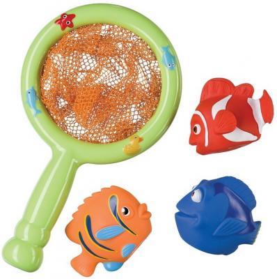 Игровой набор HAPPY BABY 32008 LITTLE FISHER игровой набор happy baby art puzzle