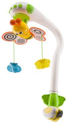 Мобиль HAPPY BABY 330074 MAGIC BUTTERFLIES happy baby happy baby развивающая игрушка руль rudder со светом и звуком
