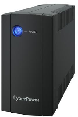 Источник бесперебойного питания CyberPower UTC850E 850VA Черный