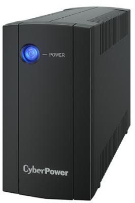 Источник бесперебойного питания CyberPower UTC850EI 850VA Черный цена и фото