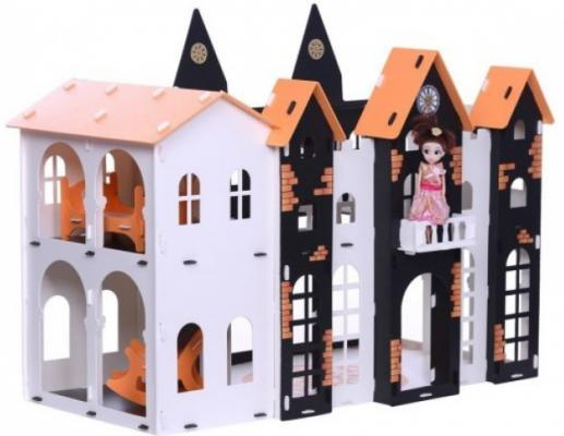 Домик KRASATOYS 000260 для кукол Замок Джульетты замок для кукол 3218041 складной
