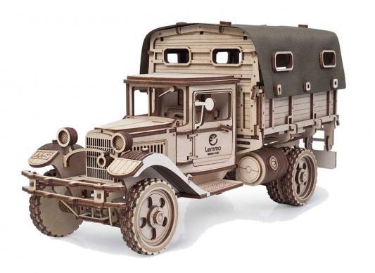 Конструктор LEMMO Большой грузовик ГАЗ-АА Тент 0110 цена