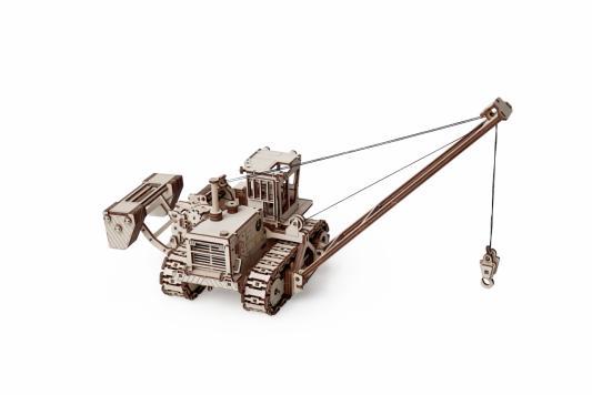 Фото - Конструктор LEMMO Трубоукладчик 472 элемента 0101 конструктор lemmo внедорожник скорпион 74эл